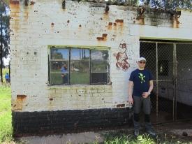 Jens ved den gamle barnehagen