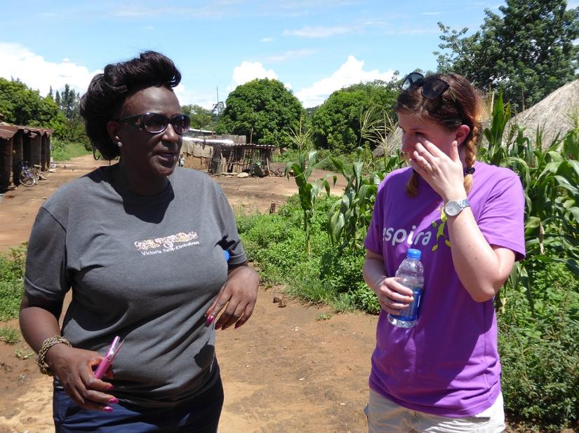 Sterke inntrykk iZimbabwe